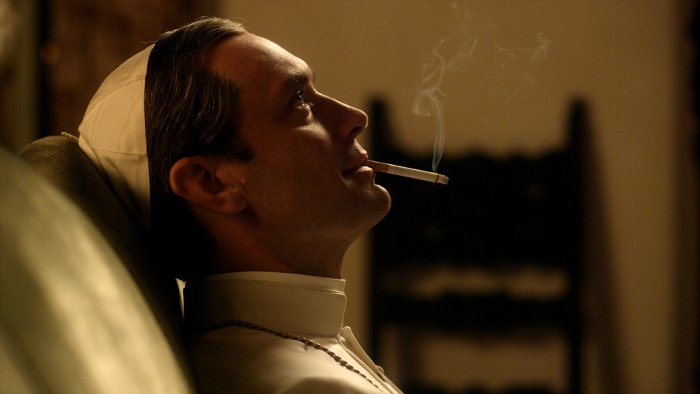 """The Young Pope"" © Sky"