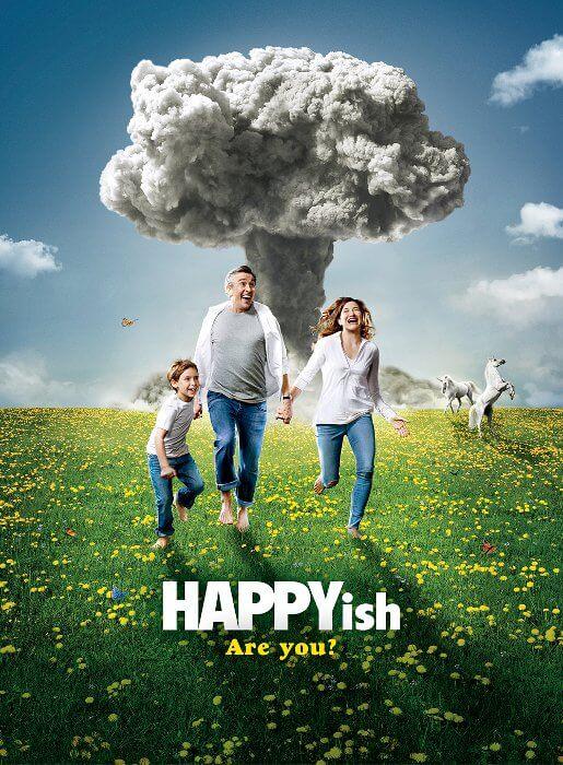 """Happyish"" © Sky"