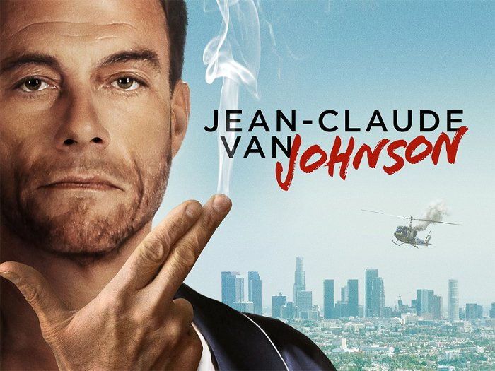 """Jean-Claude Van Johnson"" © Amazon"