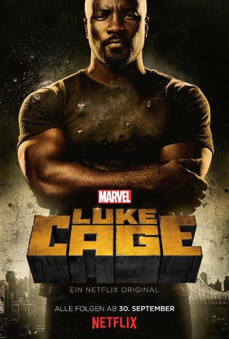 Marvel's Luke Cage - ab 30.09. auf Netflix © Netflix