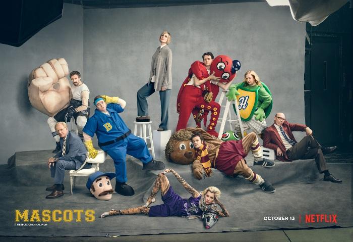 """Mascots"" ab 13.10. auf Netflix © Netflix"