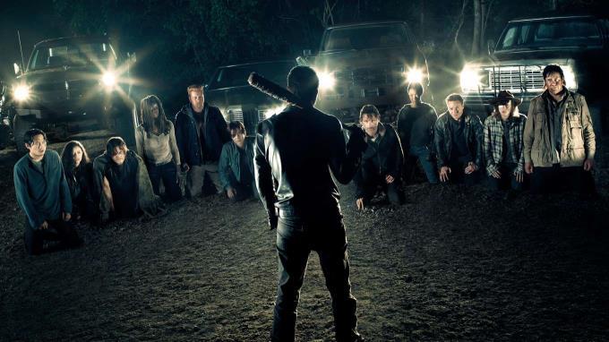 """Sky Deutschland und Fox Networks Group erweitern Zusammenarbeit - """"The Walking Dead Staffel 7"""" © Sky"""