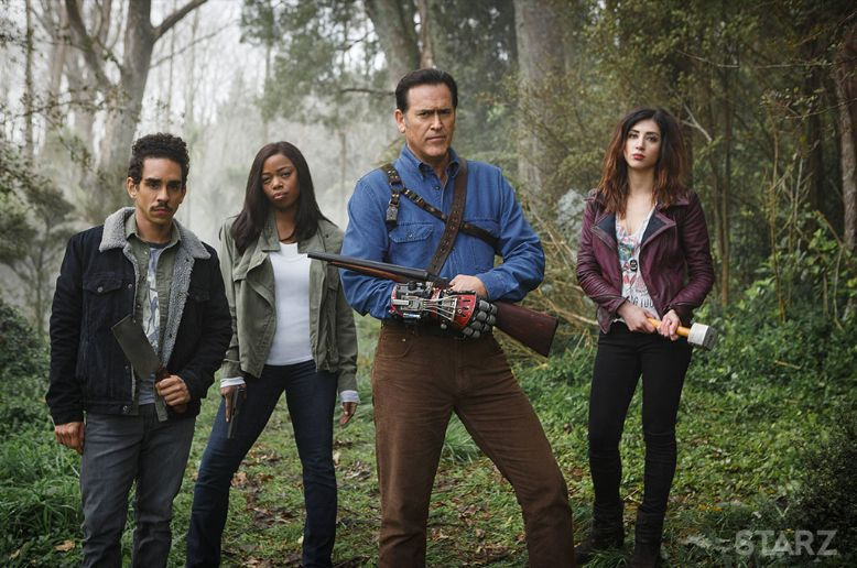 """Ash vs. Evil Dead"" ab 01.09. bei Amazon © Amazon"