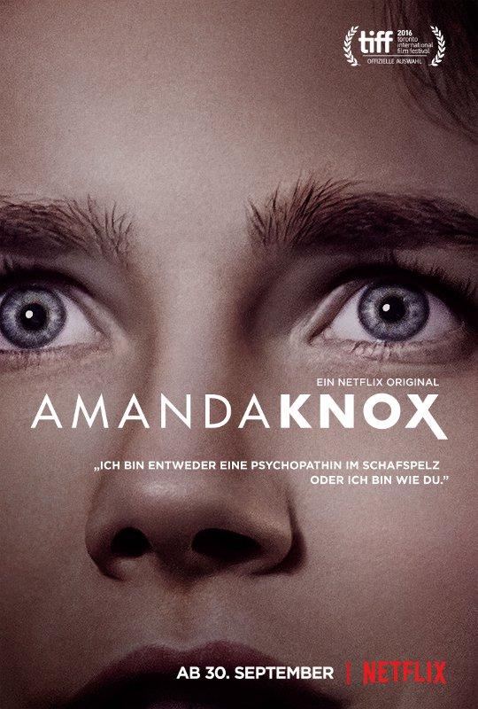 """Amanda Knox"" ab 30.09.2016 auf Netflix © Netflix"