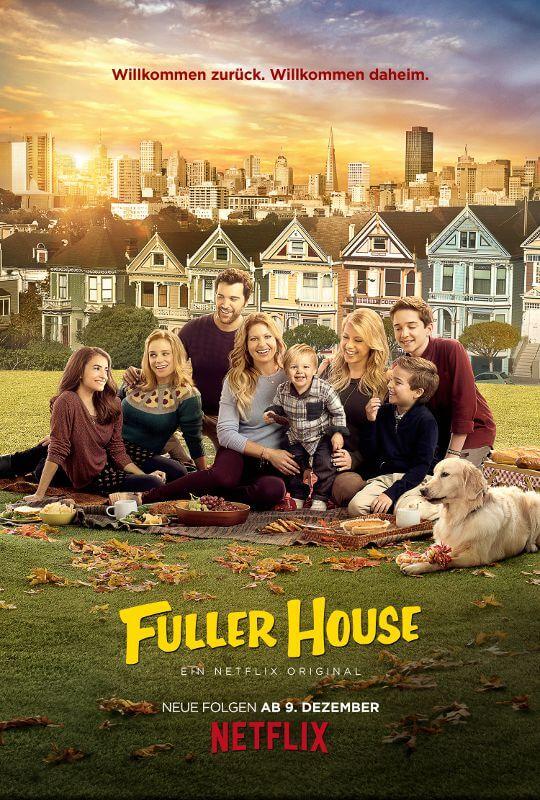 """Fuller House"" - Staffel 2 ab 09.12.16 auf Netflix © Netflix"