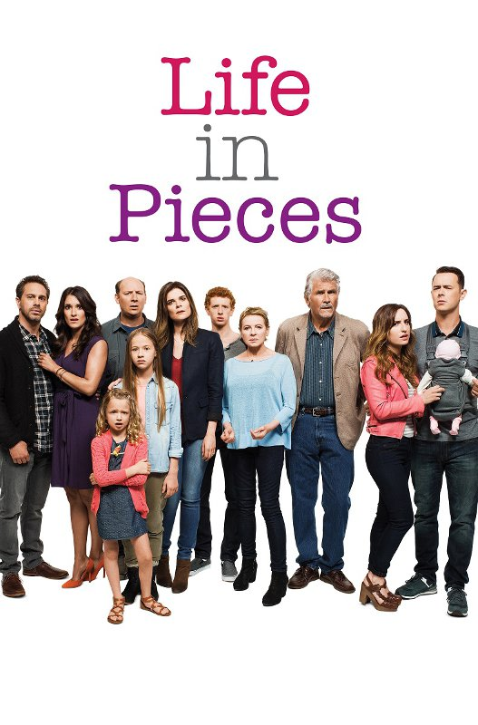 """Life in Pieces"" © 2016 Fox / Amazon"