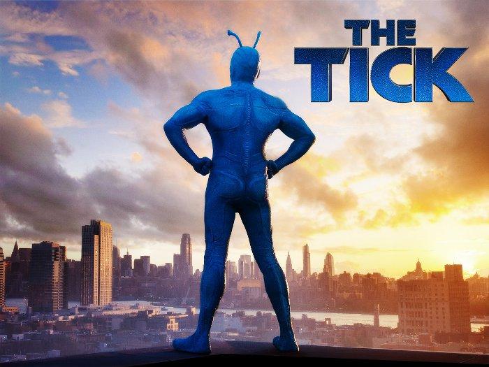 """""""The Tick"""" © Amazon"""