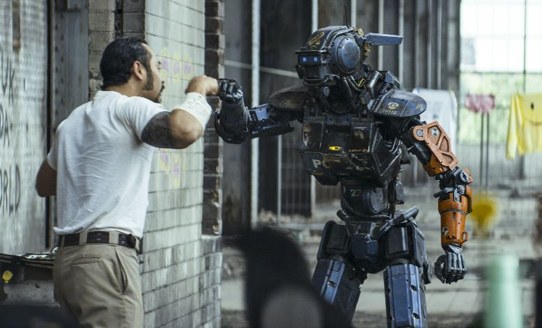 """Chappie"" © Sony Pictures Home Entertainment GmbH / Amazon"