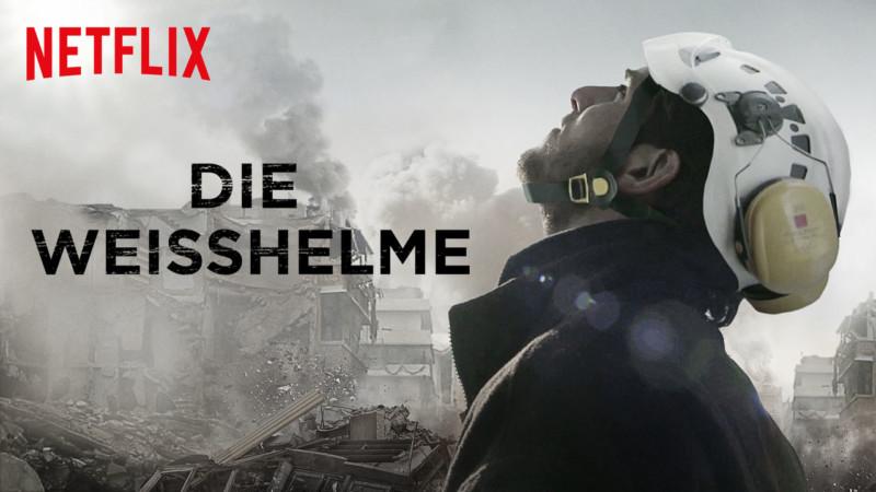 """""""Die Weisshelme"""" © Netflix"""