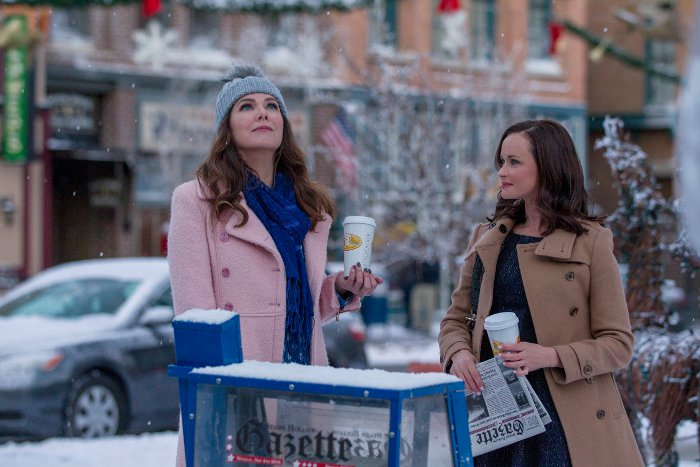 """Gilmore Girls: A Year in the Life"" ab 25.11. auf Netflix © Netflix"