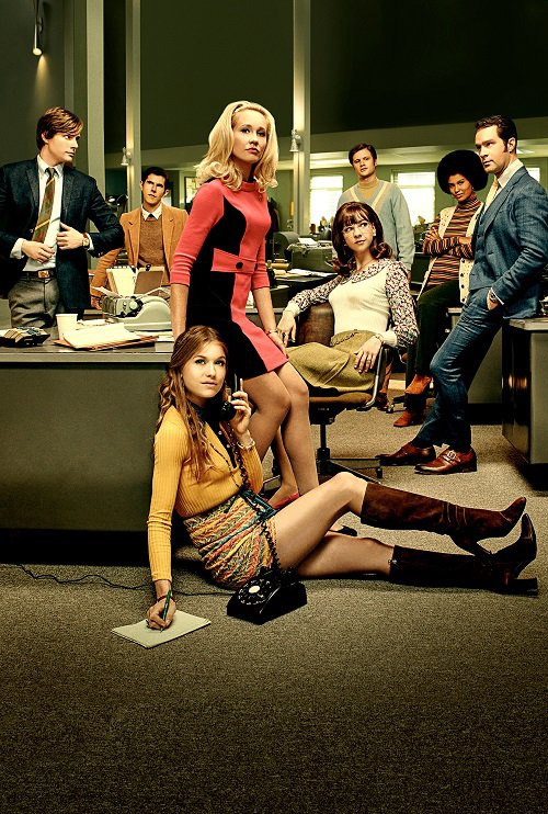 """Good Girls Revolt"" © Amazon"
