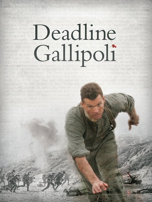 """Deadline Gallipoli"" © Sky"
