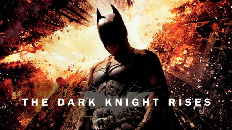 """""""The Dark Knight Rises"""" © Netflix"""