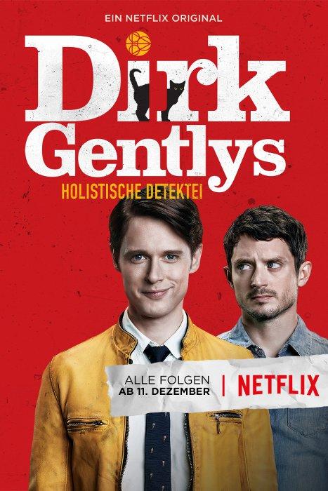 """""""Dirk Gentlys holistische Detektei"""" ab 11. Dezember auf Netflix © Netflix"""