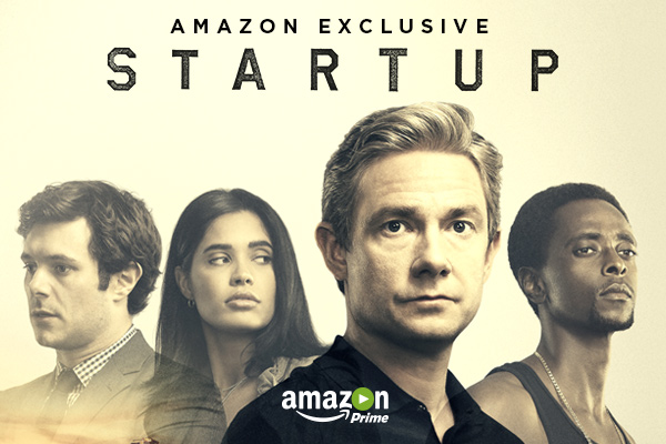 """StartUp"" ab 08.11. bei Amazon Prime Video"