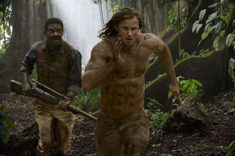 """Legend of Tarzan"" © Warner Bros. Entertainment, Inc. 