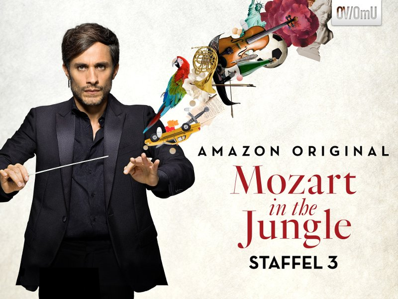 """Mozart in the Jungle"" Staffel 3 ab Januar 2017 © Amazon"