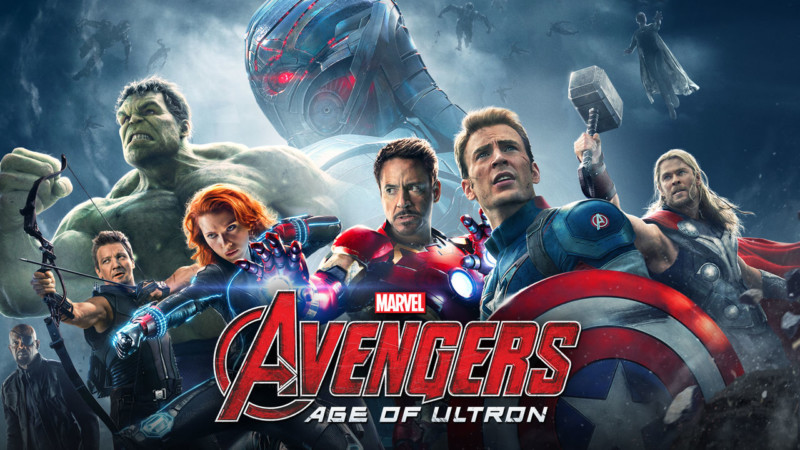 "Marvel's ""Avengers: Age of Ultron"" © Netflix"