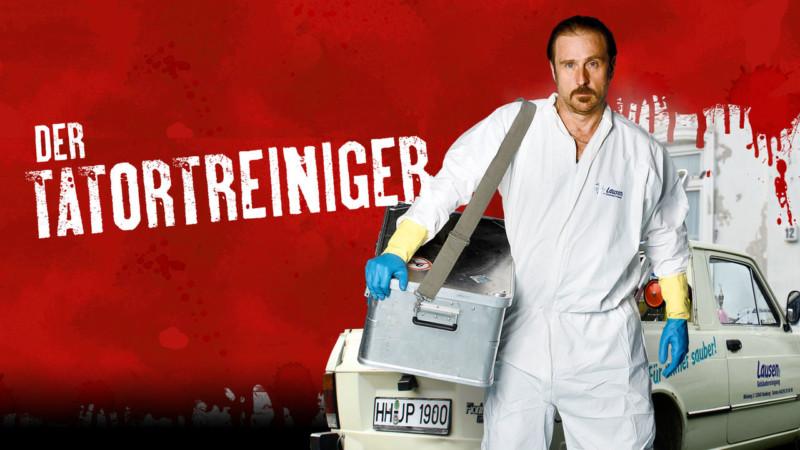 """""""Der Tatortreiniger"""" © Netflix"""