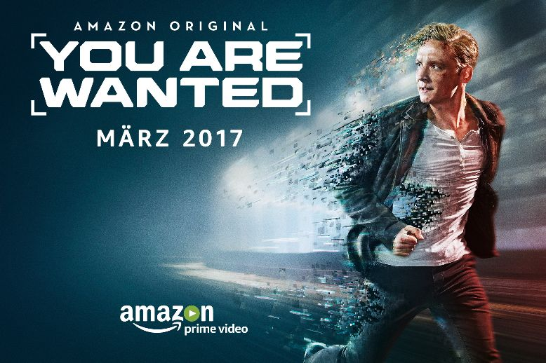 """You Are Wanted"" © Amazon"