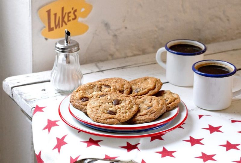 Gilmore Girls: Luke's Coffee Cookies