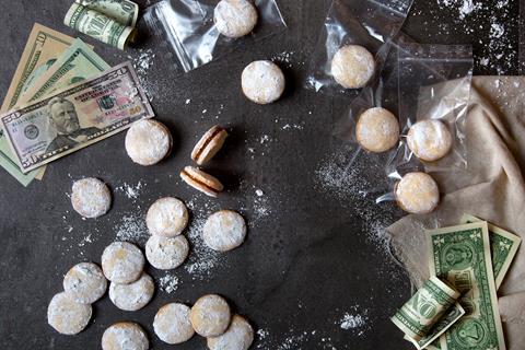 Narcos - Kolumbianische Dulce de Leche Kekse © Netflix