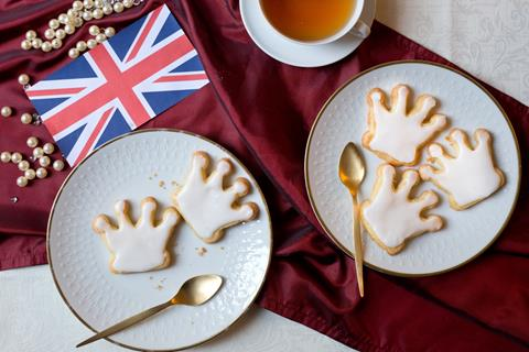 The Crown - Christmas Shortbread © Netflix