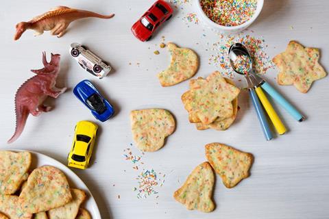 Fuller House - Funfetti Cookies © Netflix
