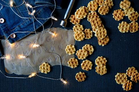 Stranger Things - Elf's Spekulatius-Waffel-Cookies © Netflix